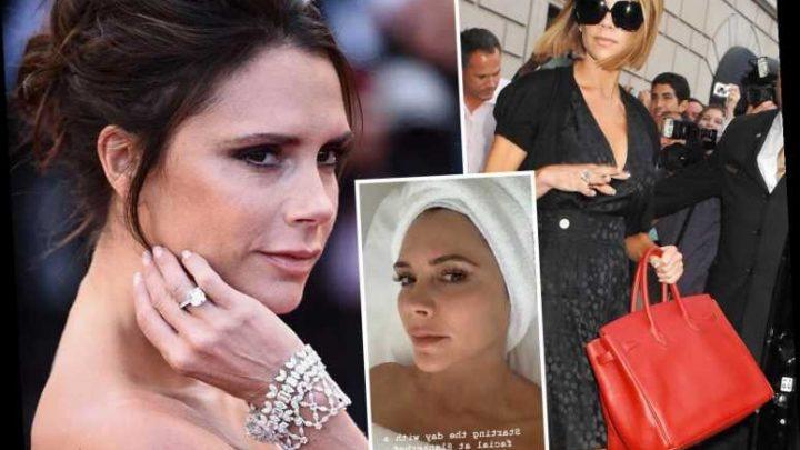 £62m property portfolio, £30k veneers & 14 engagement rings – Victoria Beckham's VERY extravagant life uncovered – The Sun