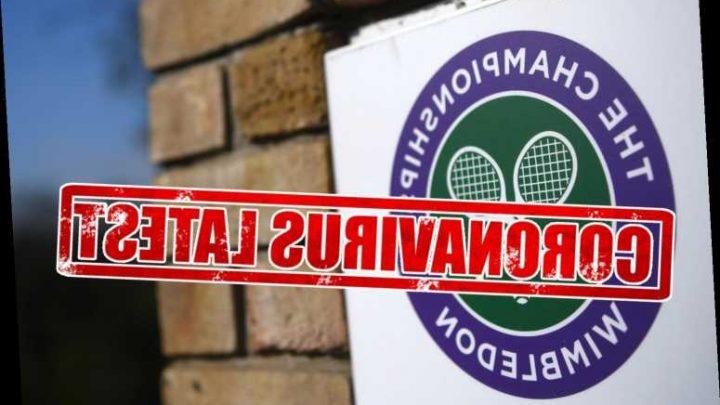 Coronavirus in sport LIVE: Wimbledon CANCELLED reaction, Khabib speaks out on UFC 249, and Premier League latest – The Sun