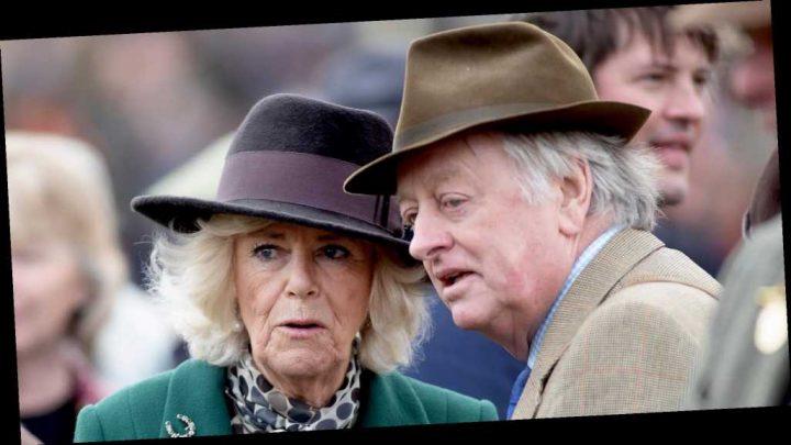 Duchess Camilla's Ex-Husband Andrew Parker-Bowles Has Coronavirus
