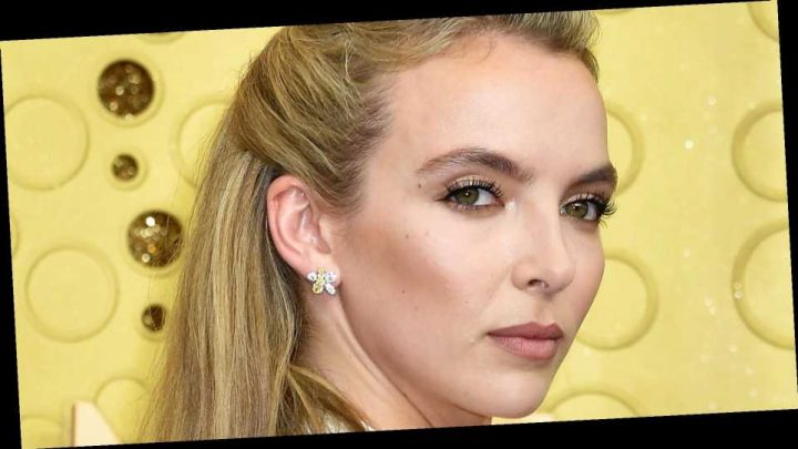Jodie Comer Shares Her Go-To Brow Hack and Her Favorite 'Killing Eve' Look