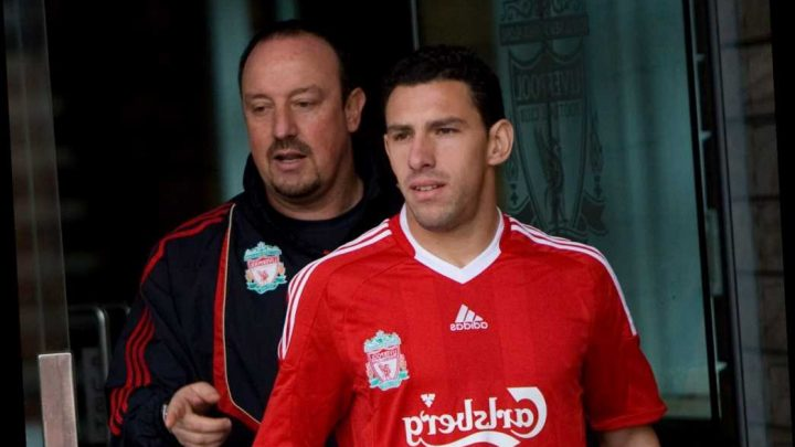 Maxi Rodriguez left Rafa Benitez furious after telling white lie to secure Liverpool transfer – The Sun