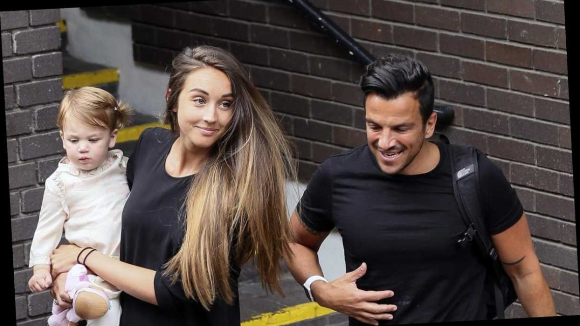 Peter Andre S Wife Emily Reveals They Ll Have 3rd Baby After Son Theo Starts School As She Fears Empty Nest Syndrome The Projects World
