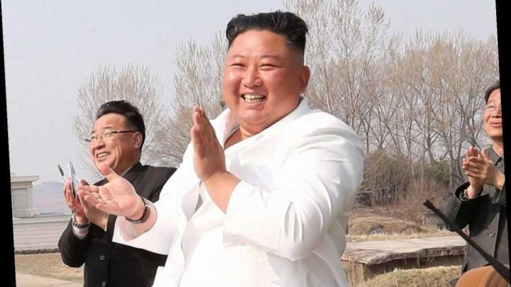 North Korea 'proves' Kim Jong-un is alive by claiming tyrant sent thank you message to builders at tourist resort – The Sun