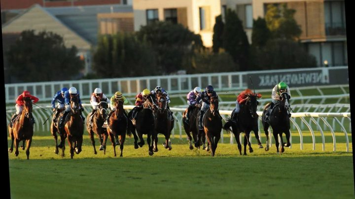 Aussie jockey in hot water receives six month ban for headbutting rival after weighing room altercation