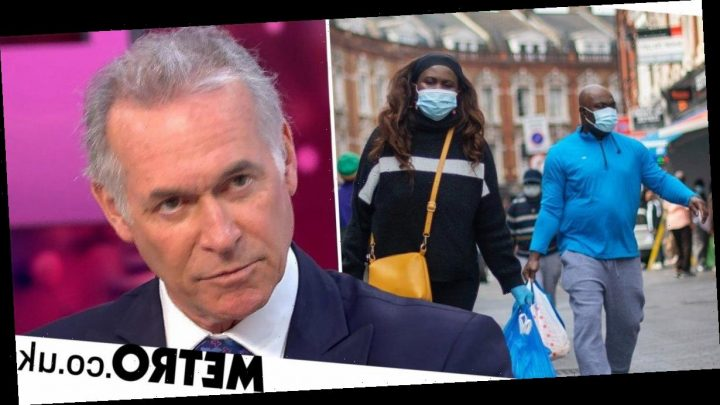 Who should wear masks and what type of mask? Dr Hilary clears up confusion