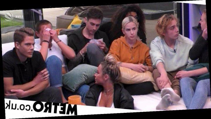German Big Brother host compelled to break protocol during coronavirus briefing