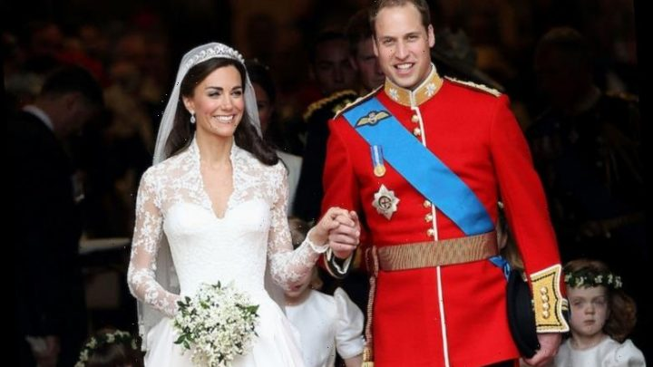 Kate Middleton Honored Prince William In the Sweetest Way On Their Wedding Day — In the Bouquet