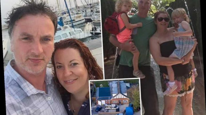 Distraught pal found bodies of 'bully' dad who shot partner and two young daughters – as gran saved by 'self-isolating'