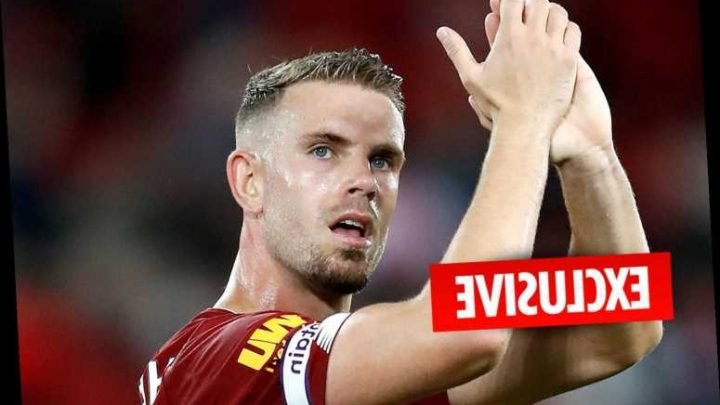 Liverpool captain Jordan Henderson spends millions on 'hotel complex' seven bed mansion complete with 'trophy corridor' – The Sun