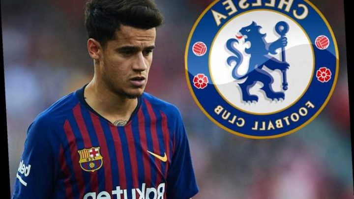 Chelsea told to stump up £70m for Philippe Coutinho transfer as Barcelona prepare to sell flop after loan at Bayern – The Sun