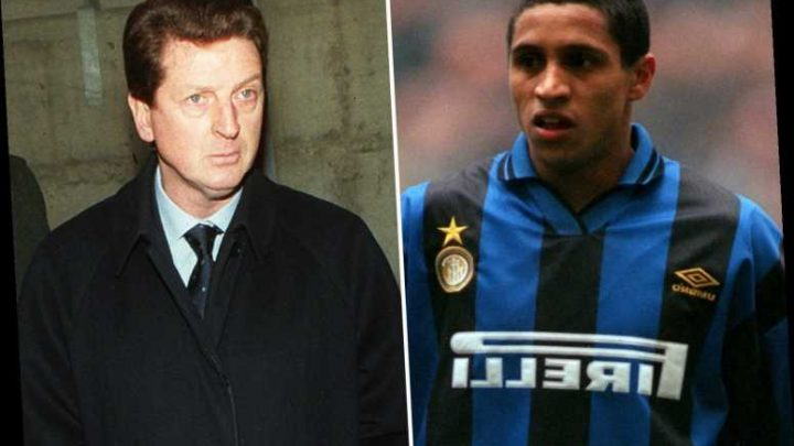 Roberto Carlos slams Roy Hodgson for 'destroying' him at Inter Milan and says boss 'didn't know much about football' – The Sun