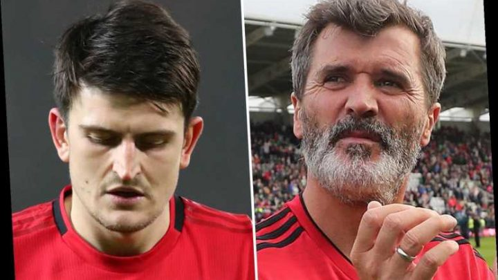 Roy Keane 'not convinced' with Man Utd defenders including £85m Harry Maguire as he urges handful of big-name transfers – The Sun