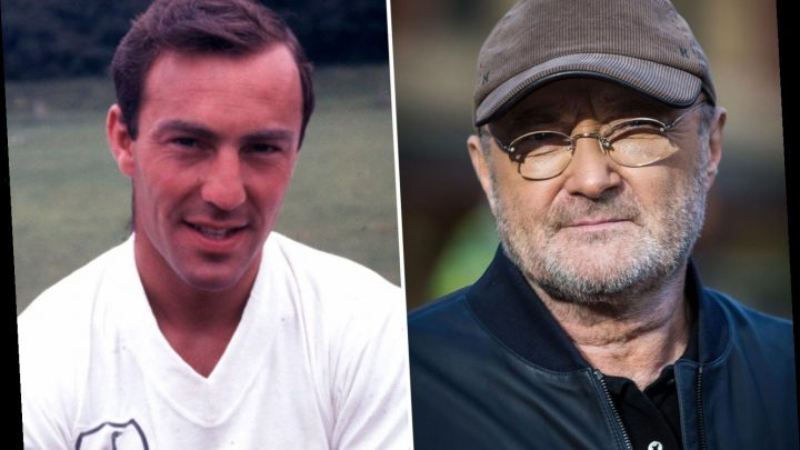 Music legend Phil Collins helping 'childhood hero' Jimmy Greaves with huge cash donation to help during illness battle – The Sun
