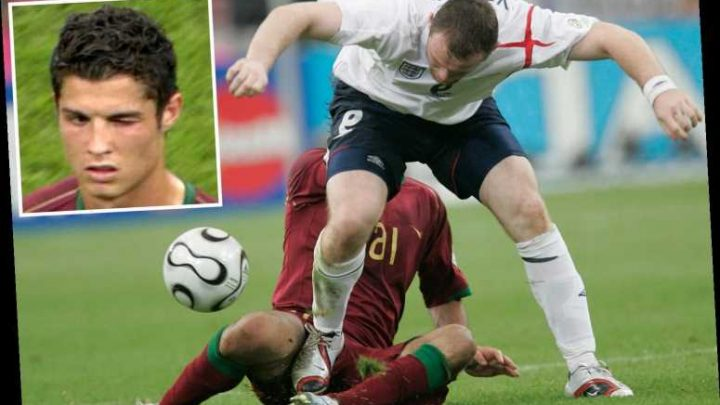 Rooney says Cristiano Ronaldo's wink after England star's red card at 2006 World Cup brought Man Utd duo CLOSER together – The Sun