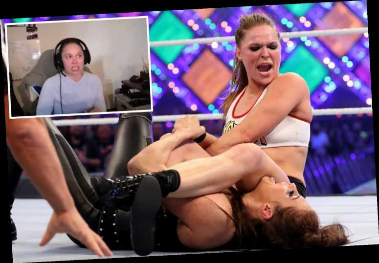 Foul-mouthed Ronda Rousey rules out WWE return because of 'f***ing ungrateful fans' – The Sun