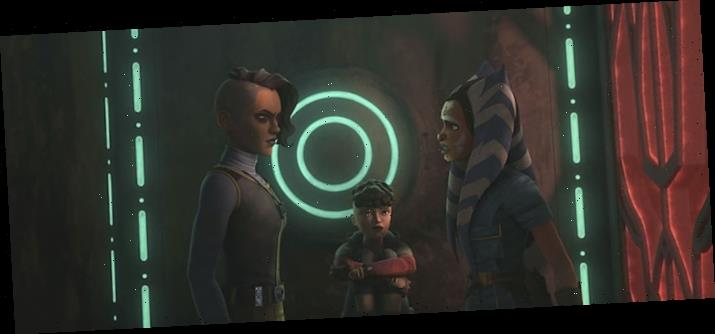"""'Star Wars: The Clone Wars' Embeds Soul-Searching Within Big Action During """"Dangerous Debt"""""""