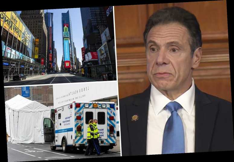 NY Gov. Cuomo thinks we'll 'NEVER return to normal' as flags flown at half-mast to honor coronavirus victims – The Sun