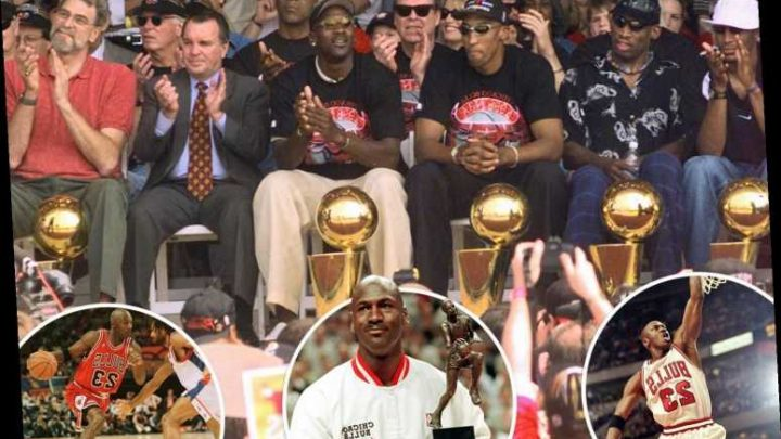 ESPN's Michael Jordan documentary The Last Dance 'started with simple idea ahead of Chicago Bulls championship season' – The Sun