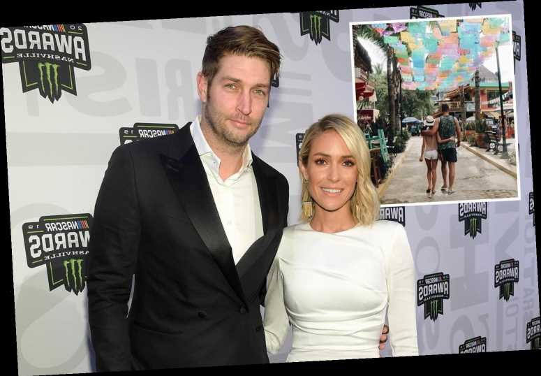 Kristin Cavallari filed for divorce from Jay Cutler on Friday after 'growing apart' and 'falling out of love' – The Sun