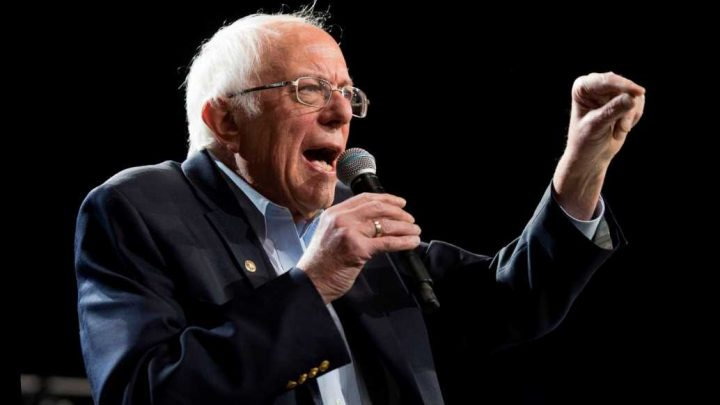 Furious Bernie Sanders campaign blasts New York for canceling primary