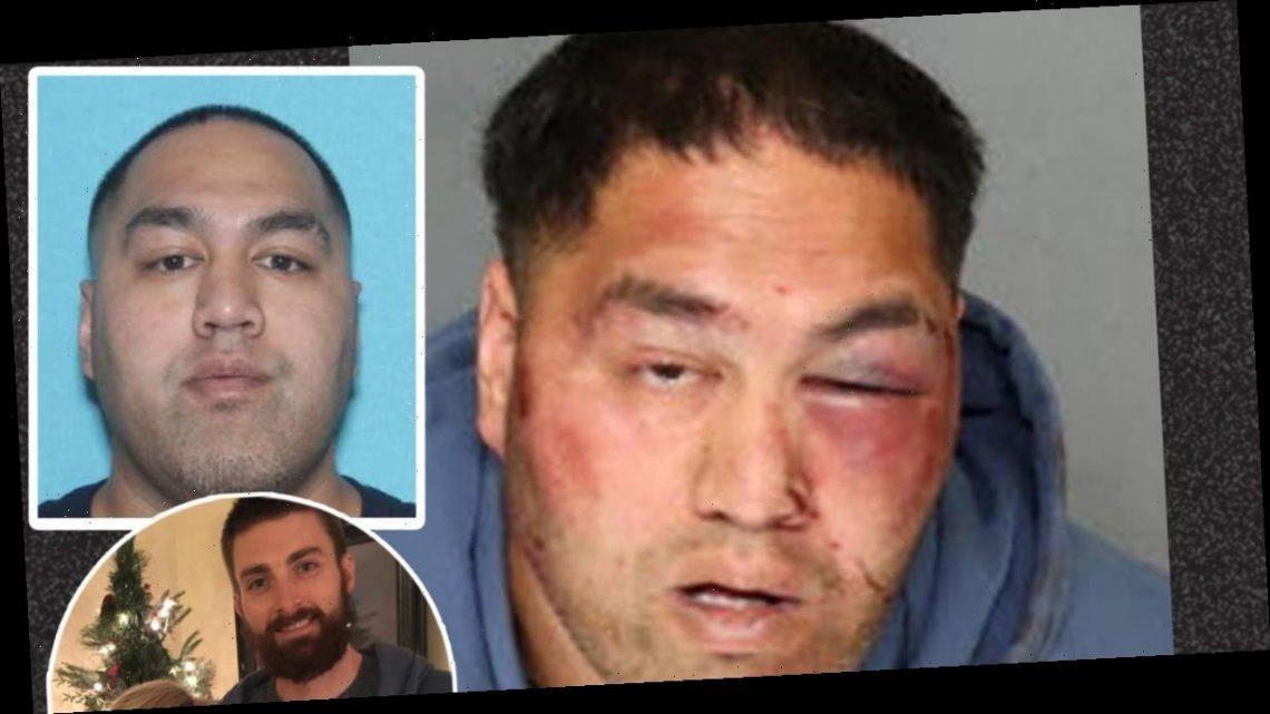 Utah Double Homicide Suspect Resists Arrest, Mugshot Shows
