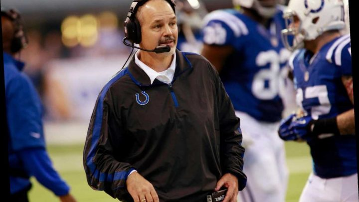 Ex-Colts coach Chuck Pagano love for doctors, nurses grows even more in coronavirus era