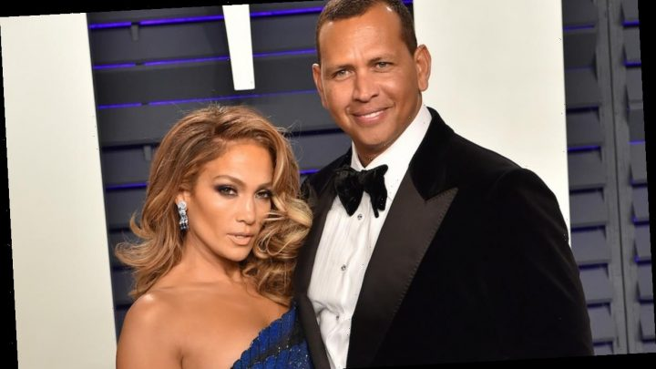 J.Lo & A-Rod's Wedding Plans Have Been Affected By Quarantine, Too