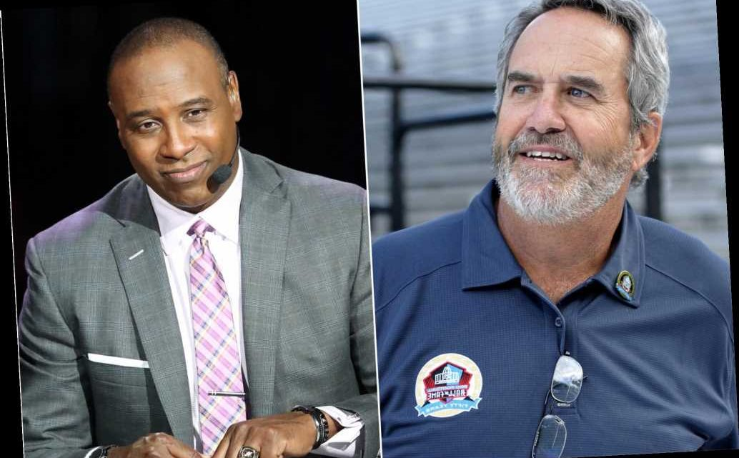 Charles Davis replacing Dan Fouts in CBS's NFL booth