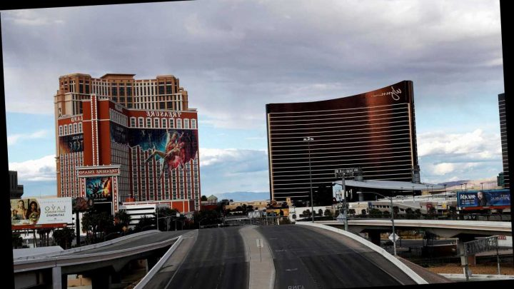 Las Vegas will have to wait to throw biggest NFL Draft party