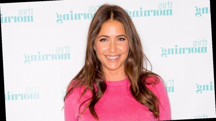 Lisa Snowdon surprises with return to This Morning amid coronavirus – looking gorgeous in a silky blouse