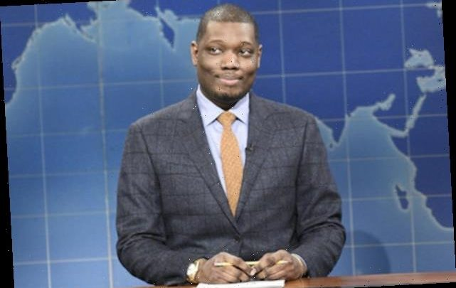 SNL at Home: Michael Che Remembers Grandmother Who Died From COVID-19, Says Work Has Made Him 'Feel Better'