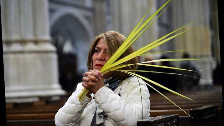 Palm Sunday matters more than ever in the age of the coronavirus