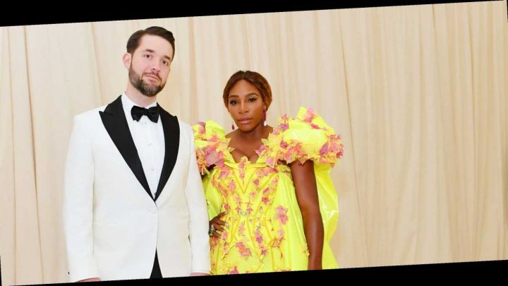 This Astrologer Says Serena Williams And Alexis Ohanian Were Destined To Be Together