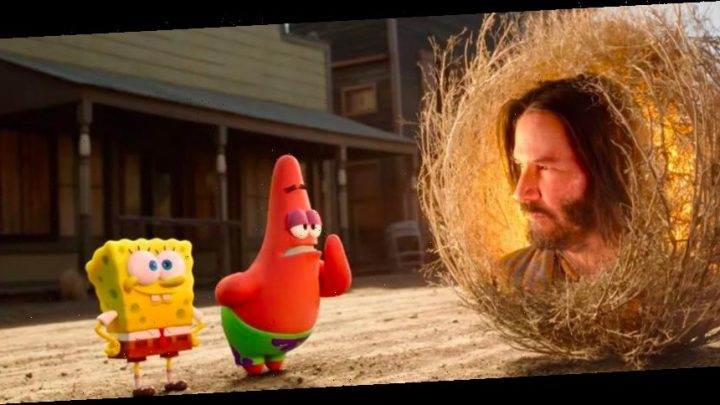 Paramount Moves 'The SpongeBob Movie: Sponge on the Run' and 'Infinite' Release Dates