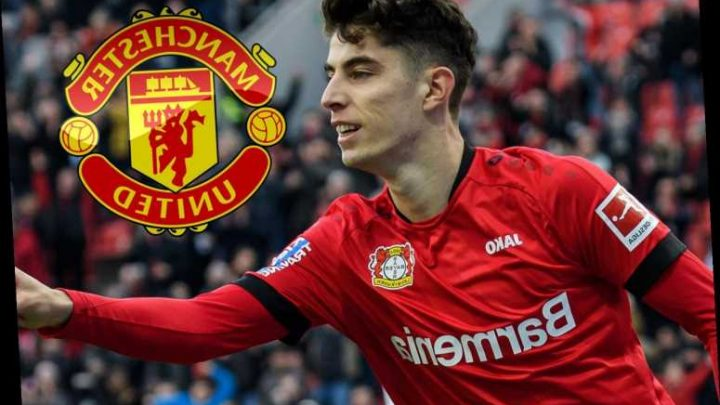 Man Utd and Liverpool target Kai Havertz drops transfer bombshell as he says he's ready to quit Germany and play abroad – The Sun