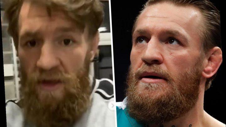 Conor McGregor shows off coronavirus lockdown transformation with fans shocked at new bushy beard ahead of UFC return – The Sun