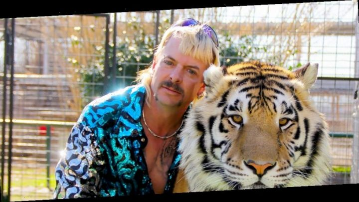 Joe Exotic Tried to Be the 'King' of This Animal After Tigers…