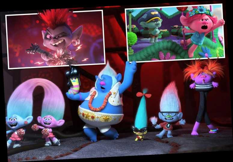 Star-packed Trolls: World Tour is pricey to rent but full of LOLs for kids and adults – The Sun