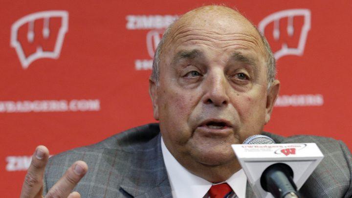 Wisconsin's Barry Alvarez says seniors in spring sports won't return in 2021
