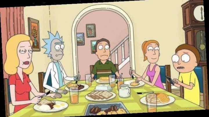Rick And Morty Season 4 Part 2 Gets Premiere Date
