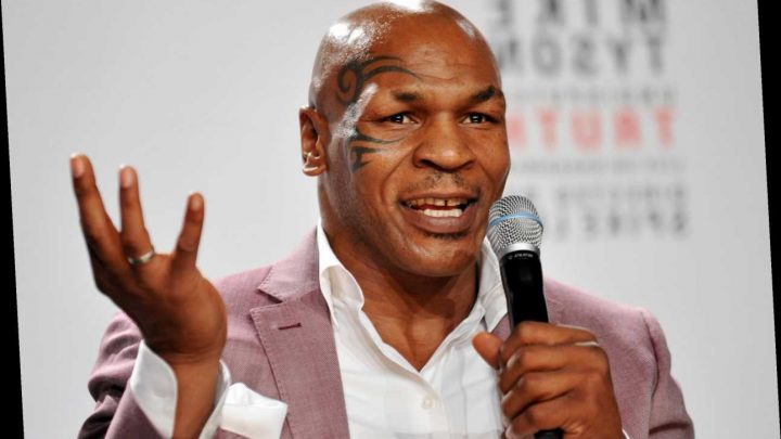 Mike Tyson reveals the one reason why he will never fight in the UFC