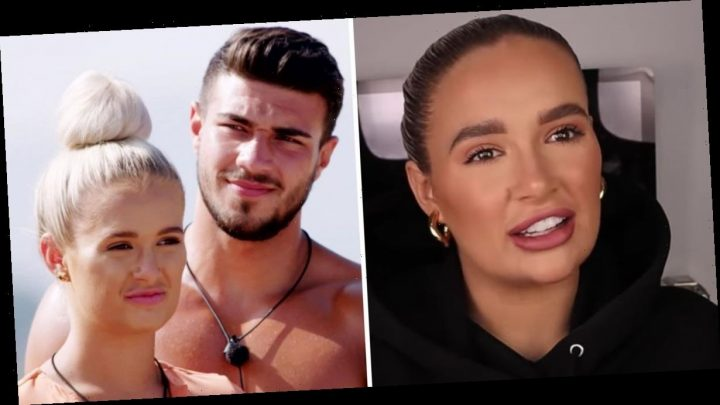 Molly-Mae Hague admits she went on Love Island 'for business reasons' and didn't expect to find love