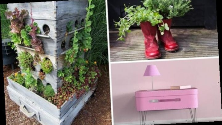 How to upcycle items in your home