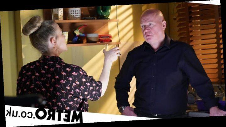Spoilers: Linda is shocked as Phil reveals a big secret in EastEnders