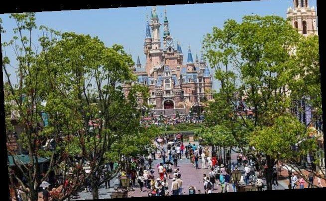 Disneyland Shanghai to reopen on Monday says Disney CEO Bob Chapek