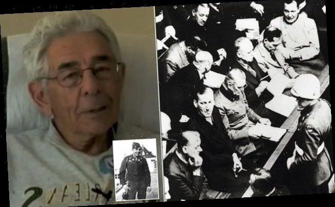 WWII veteran who was a guard at Nuremberg trials dies from COVID-19