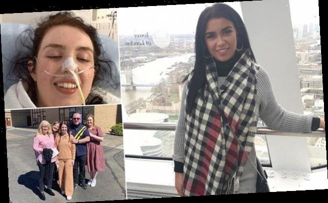 21-year-old reveals how coronavirus attacked her vital organs