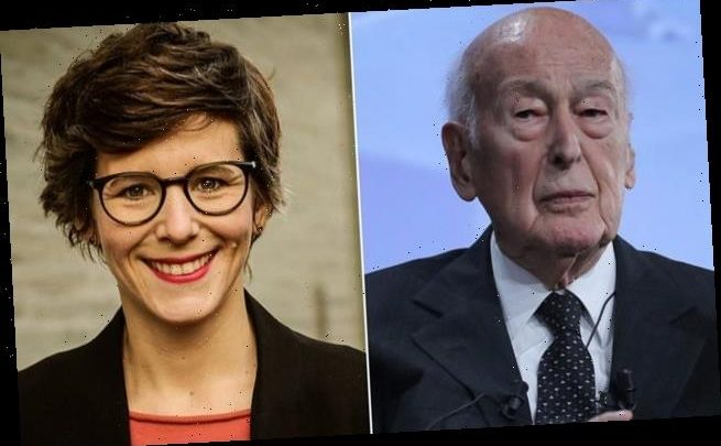 Investigation into claims Giscard d'Estaing  assaulted journalist