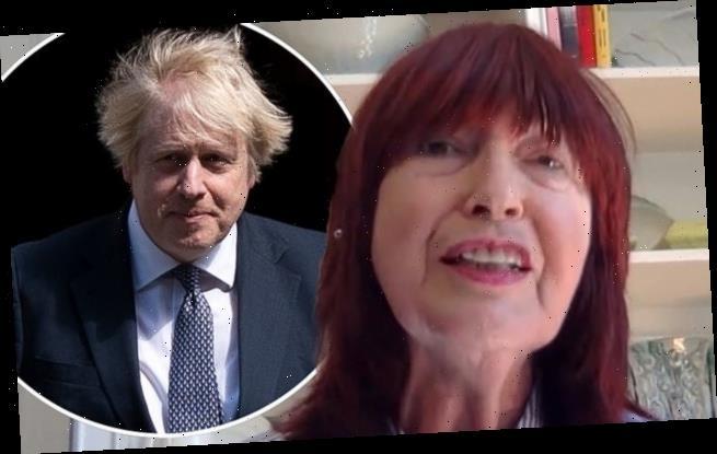 Janet Street-Porter tells 'obese' Boris Johnson to 'get stuffed'