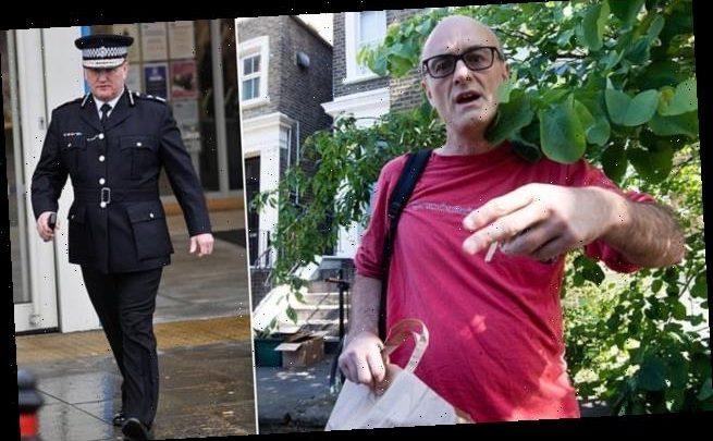 Ex-Durham police chief blasts 'self-privileged' Dominic Cummings